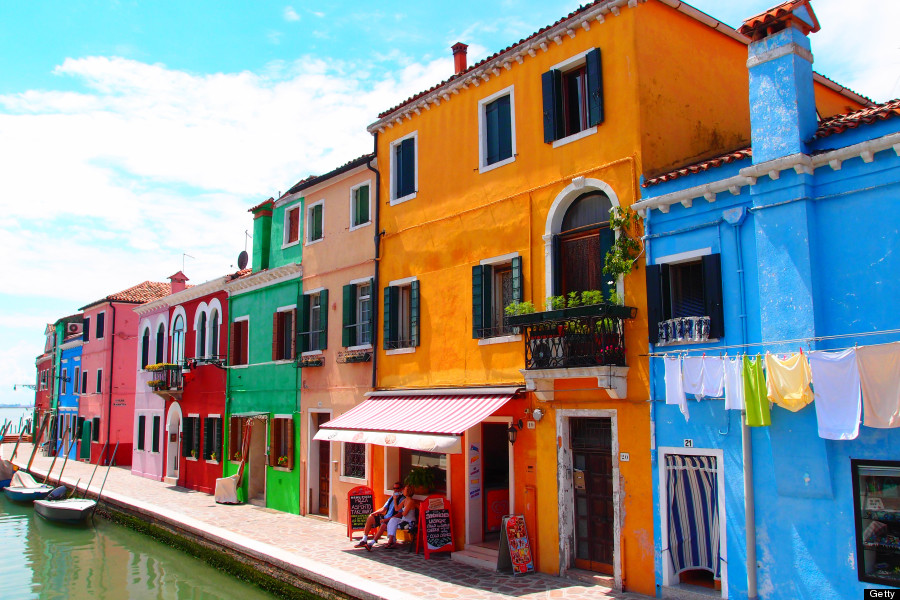 Burano, Italy Is The Cheeriest Little Island, And It Will Lift Your Soul On Travel Tuesday ...