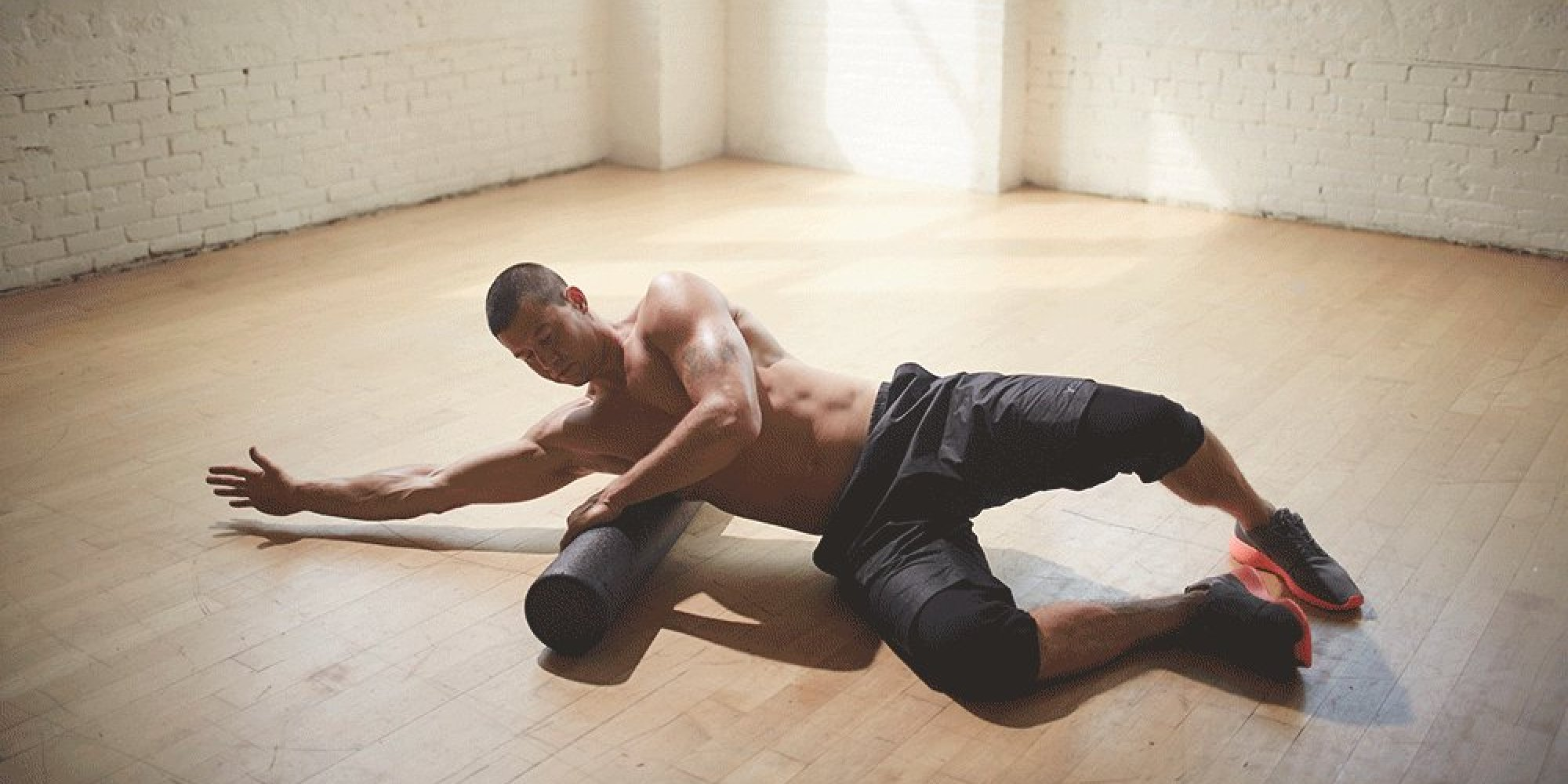 The Foam Rolling You Should Be Doing (But Probably Aren't) | HuffPost