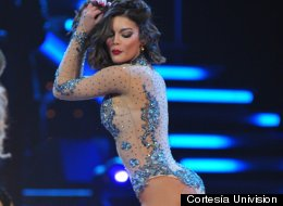 MIRA: el baile hot de Zuleyka Rivera en 'Mira Quién Baila' (FOTOS) (VIDEO)