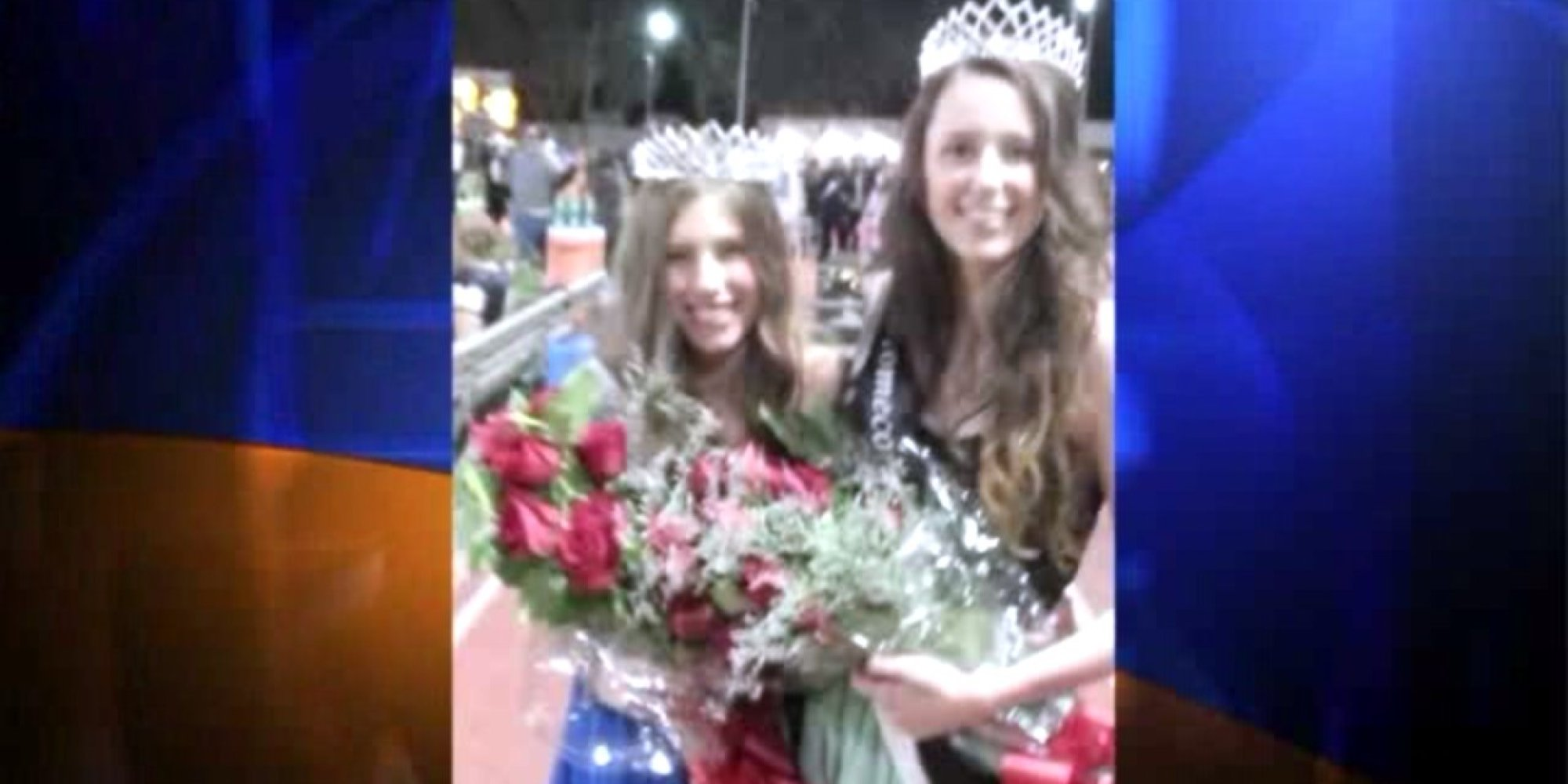 preteen lesbian Lily Cohen And Greta Melendez, California Lesbian Teen Couple, Voted  Homecoming Queens | The Huffington Post