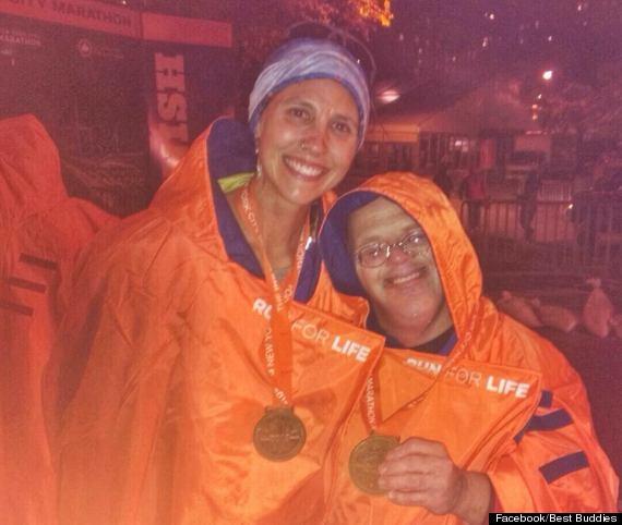 new york marathon down syndrome