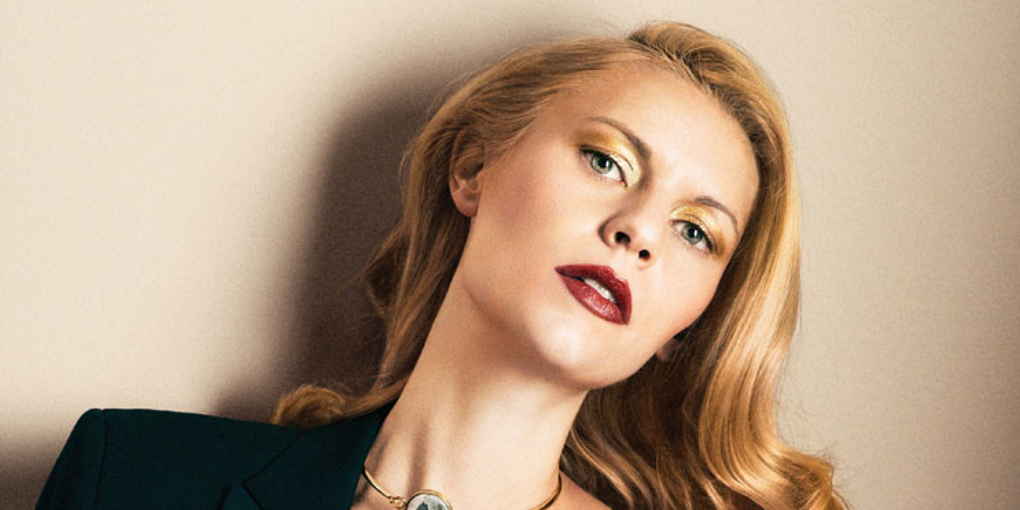 claire danes poses topless for interview magazine