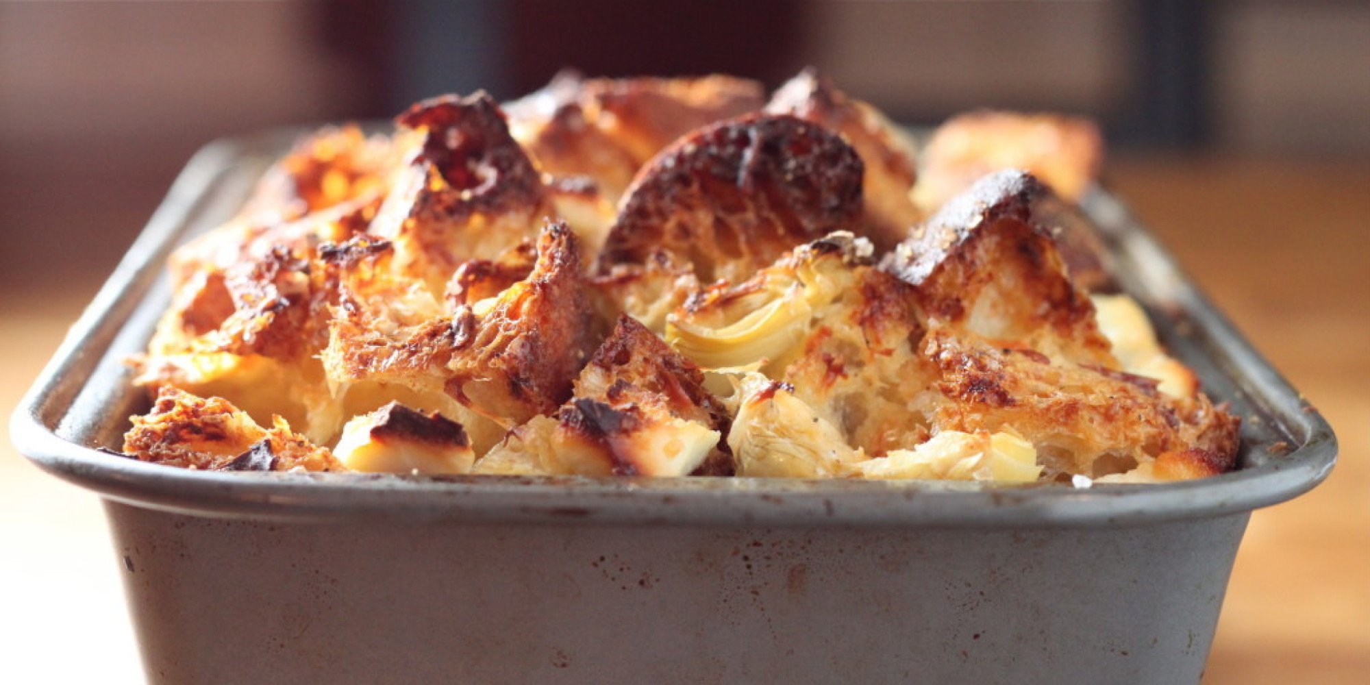 Nobody Puts Bread Pudding In A Corner: Savory Recipes You ...