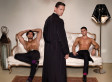 Orthodox Calendar 2014: 'Romanian Priests' Get Sexy (And Gay) For Steamy Spread (NSFW)