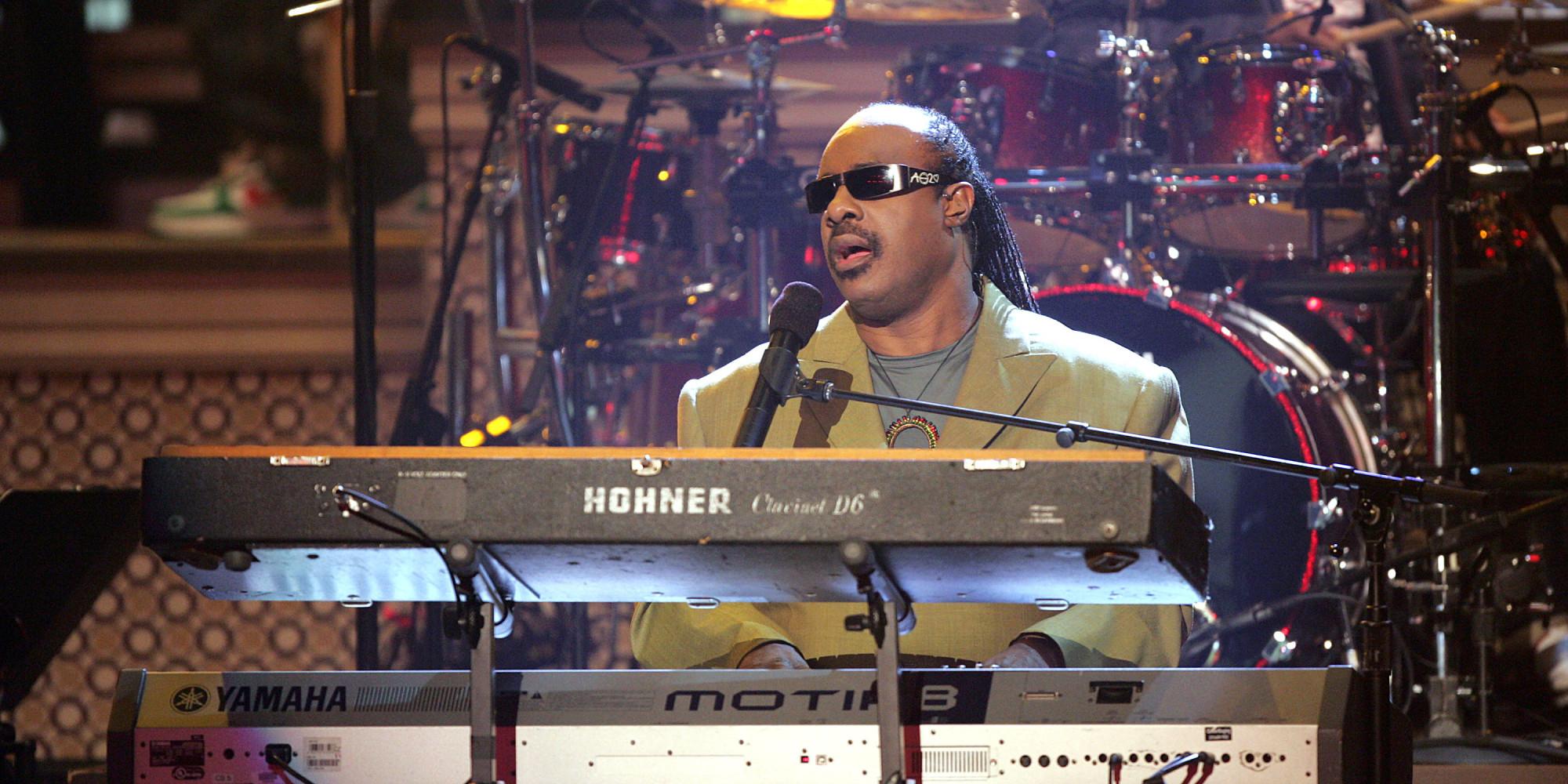 Stevie wonder piano
