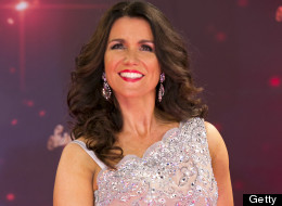 Susanna Reveals 'Strictly' Weight Loss