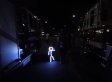 Baby In An LED Costume Is Even More Enchanting As A Trick-Or-Treater