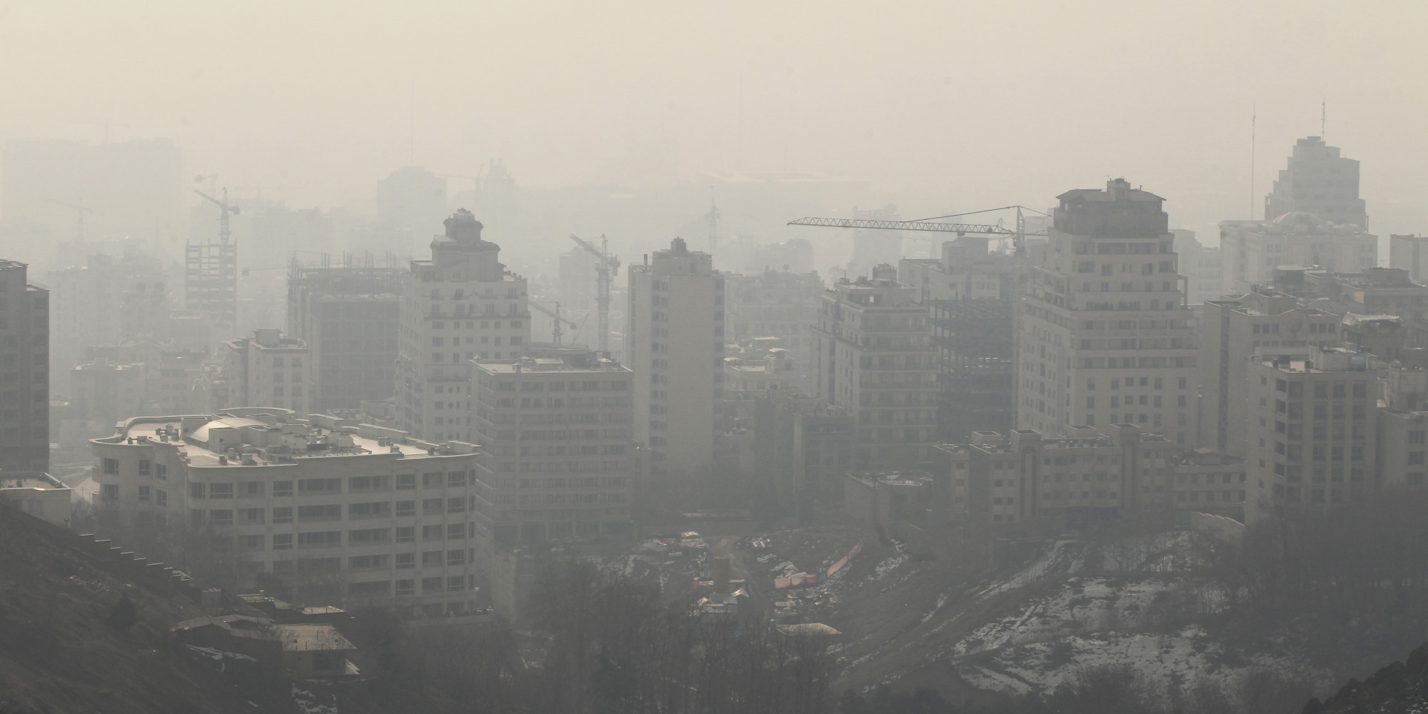 iran pollution Iran's reformists rack up political points while smog smothers tehran al-monitor | saeid jafari: iran's air pollution crisis, which claimed more than 4,800 lives in 2016, has become yet.