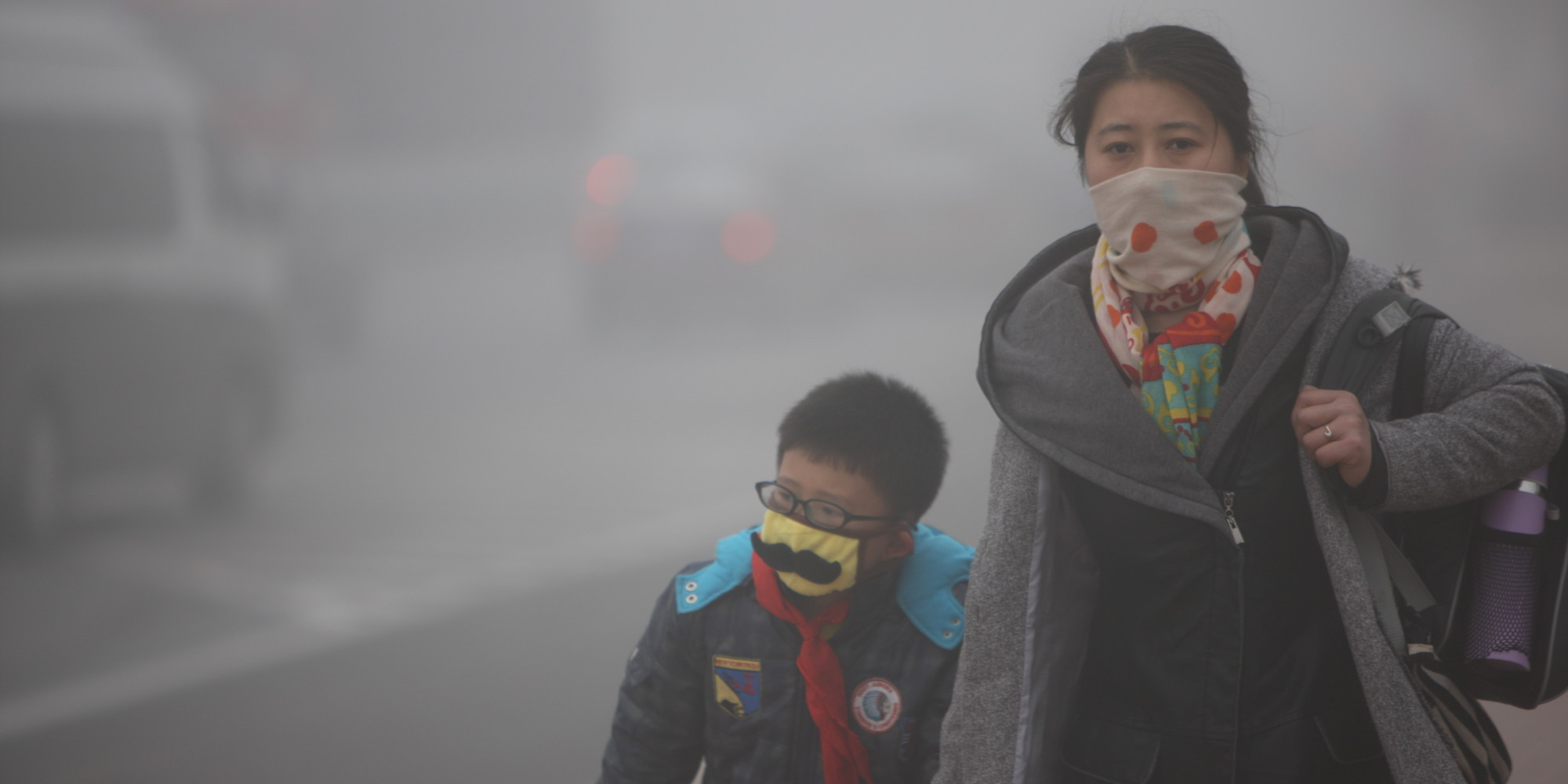 Air Pollution Good For Kids