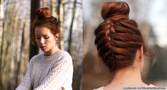 9 ways to win the war on static hair huffpost french braid ccuart Choice Image