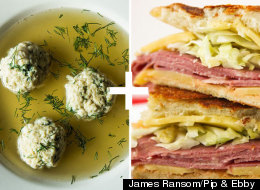One Soup + One Sandwich = Dinner