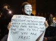 Anonymous Protest In London, Part Of Worldwide #MillionMaskMarch (PICTURES, VIDEO)