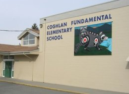 no touching coghlan elementary