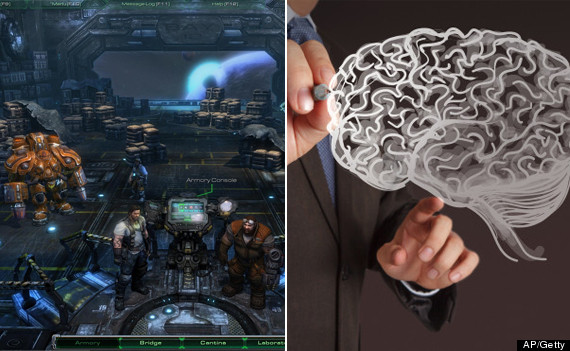 Video Games Improve Vision, Study Says - Science