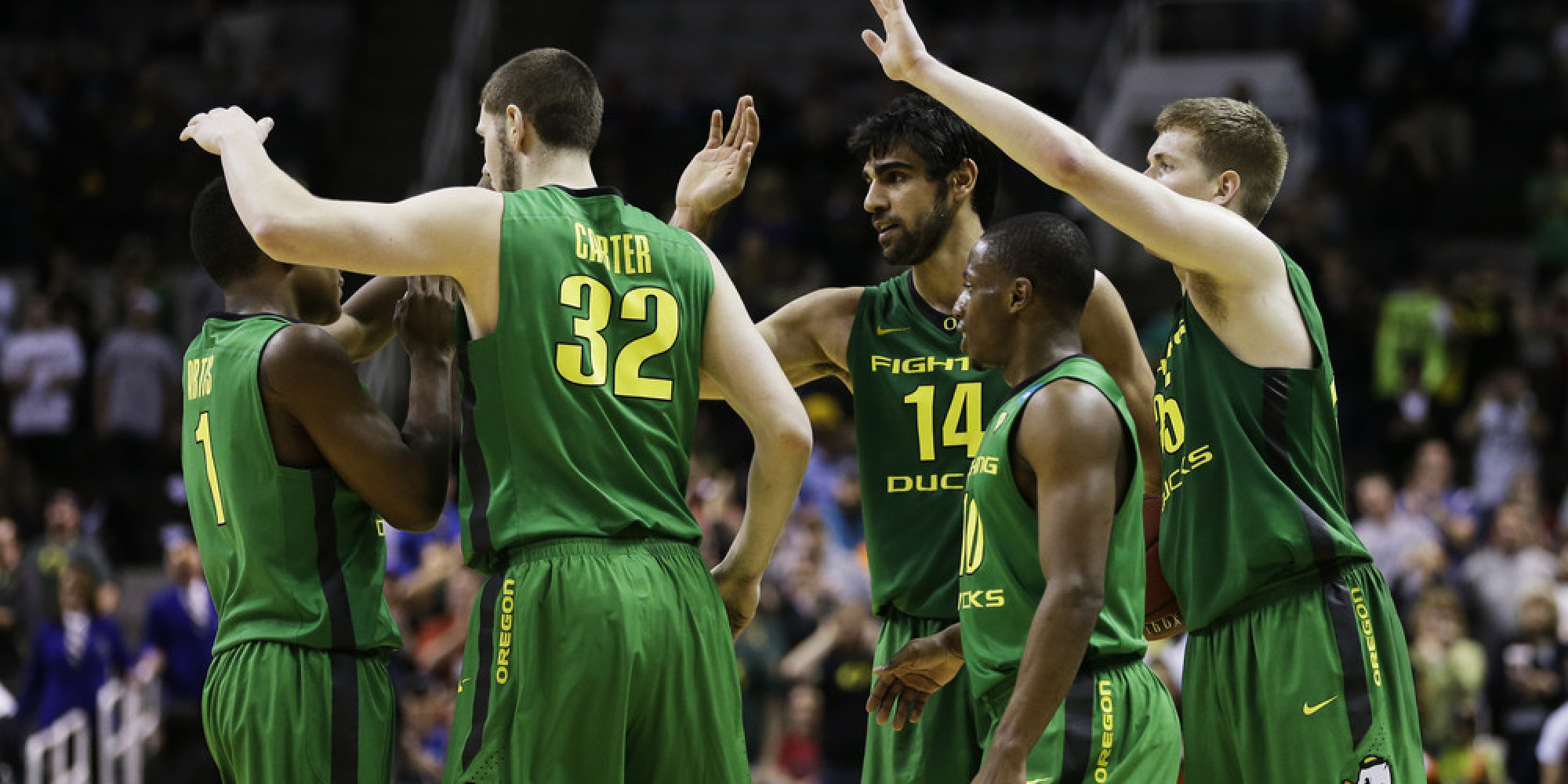 Oregon Basketball Players Dominic Artis, Ben Carter Suspended For Selling Team Apparel
