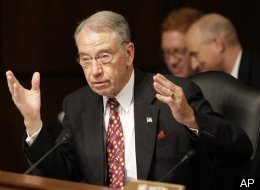 Grassley Goldman Sachs Build America