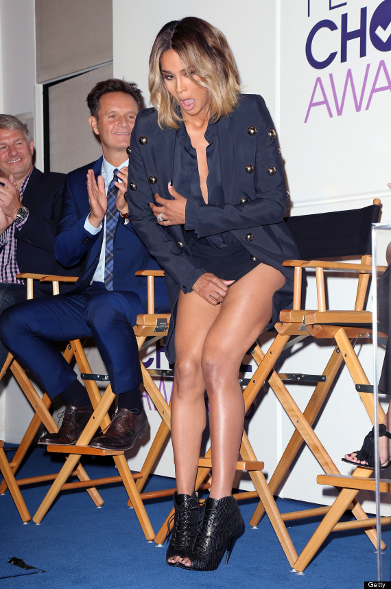ciara short skirt