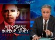 Jon Stewart: Obama 'Somewhat Dishonest' About Healthcare But Republicans Are 'Lying Like Motherf*ckers'