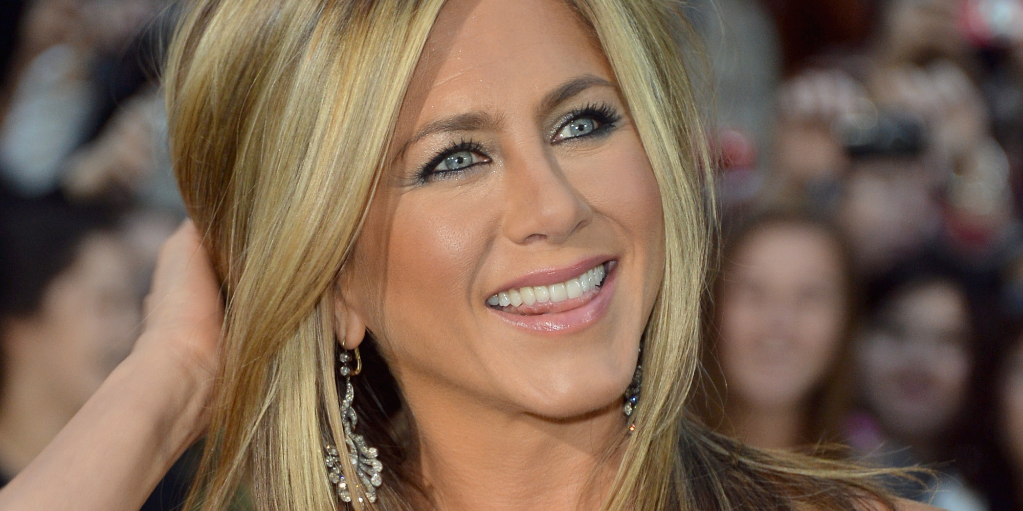 Jennifer Aniston Chops Her Jennifer Aniston