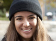 Tara Jaff, Student, Never Uses Heat On Her Gorgeous Hair