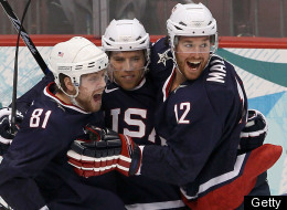 Usa Finland Hockey