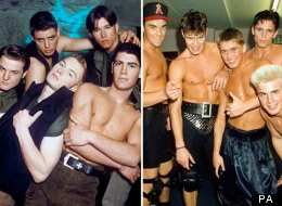 QUIZ: Boyzone Or Take That: Which Boybander Are You?