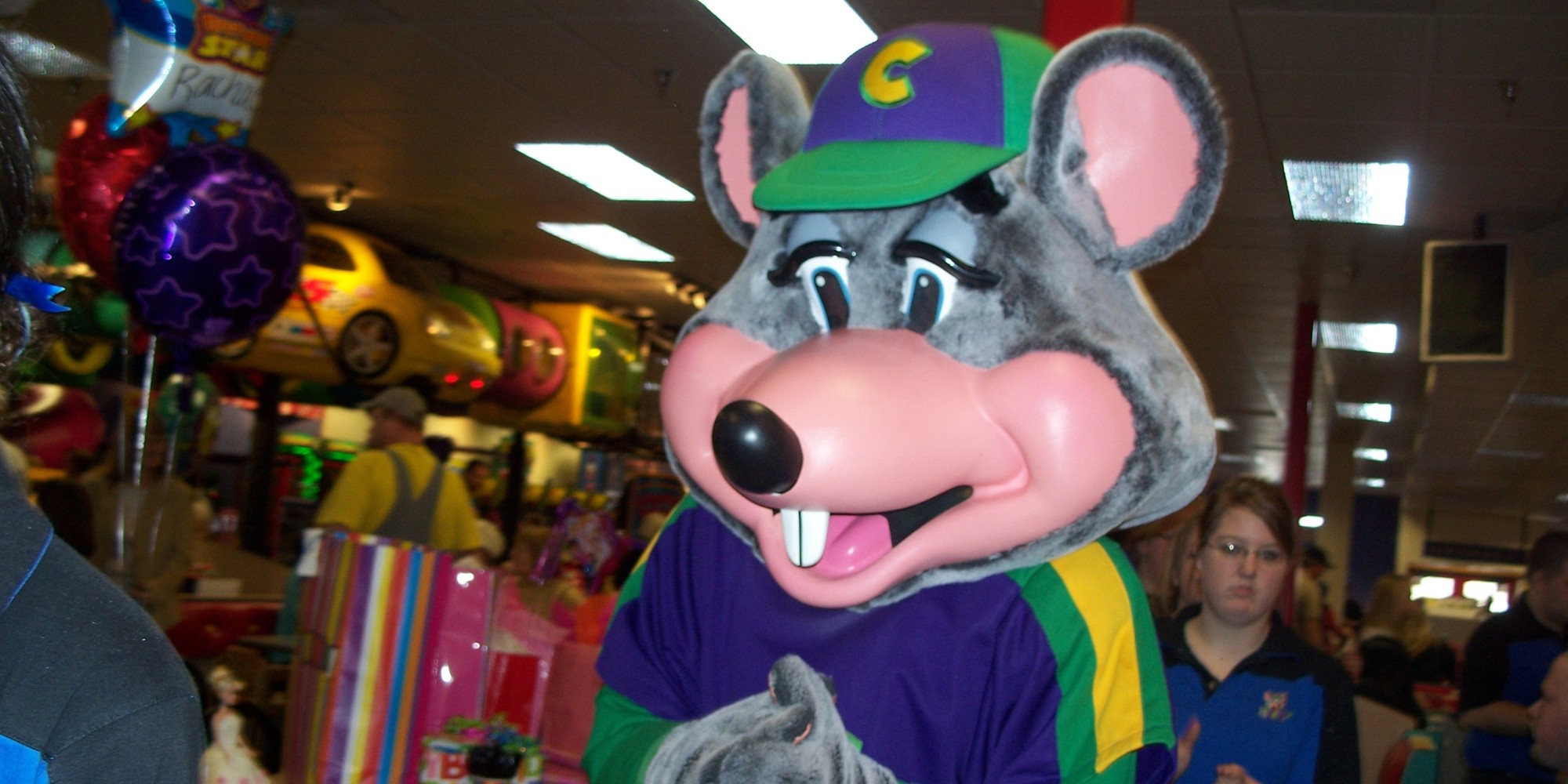 Chuck E Cheese: Were These Yelp Reviews For Chuck E. Cheese Or Prison