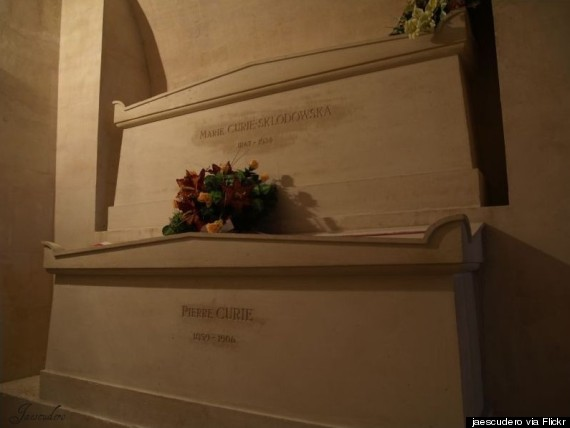 marie pierre tomb