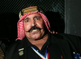 Iron Sheik Rob Ford