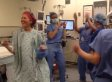 This Woman Was About To Go In For Surgery. What She Did Moments Before Was Awesome.