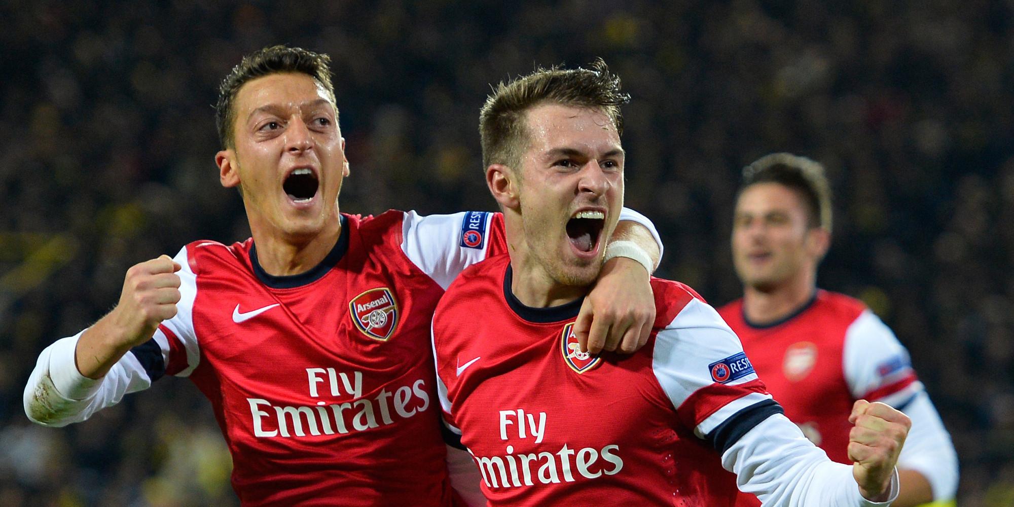Champions League Dortmund Arsenal