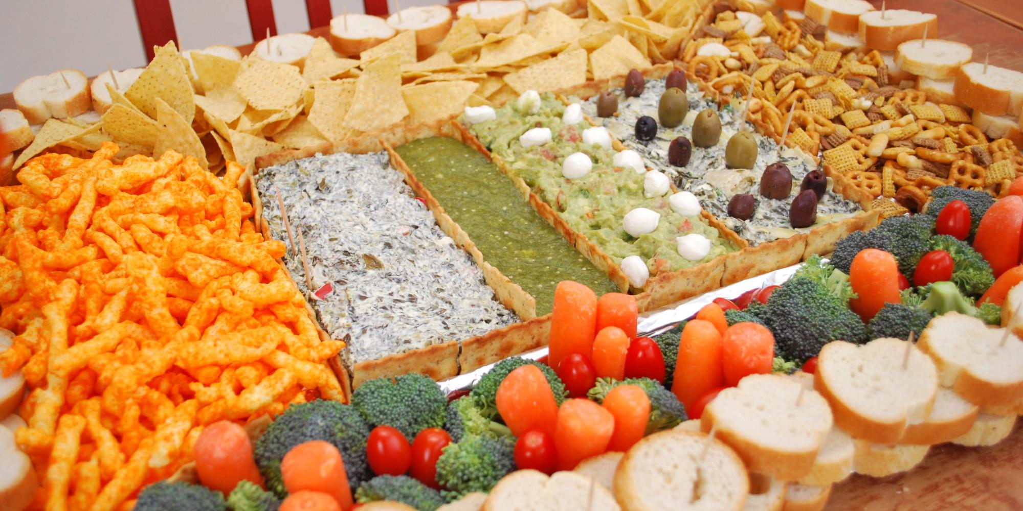 Healthy Football Food Recipes