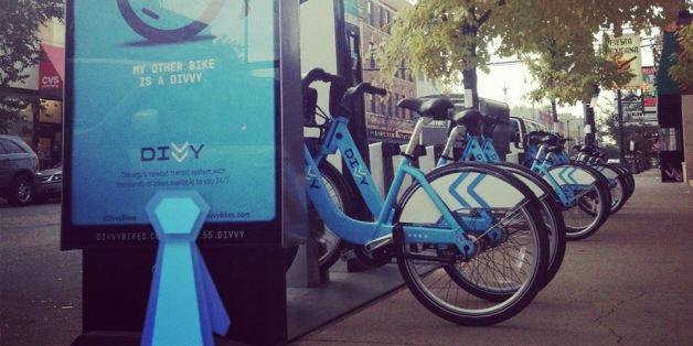 Divvy Bikes, Chicago Bike Sharing Program, Will Soon Be North ...