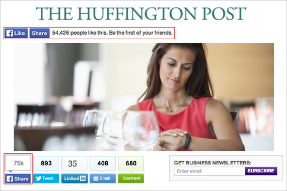 huff post like