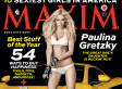 Paulina Gretzky's Maxim Cover Is Almost As Hot As Her Instagram Page (PHOTO)