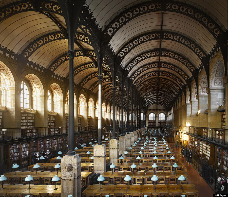 biblioth que sainte genevi ve paris