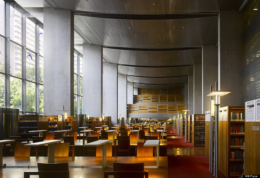 Exploring The World 39 S Greatest Libraries Photos Huffpost