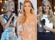 Carrie Underwood Wears More Outfits In One Night Than We Do In A Week (PHOTOS)