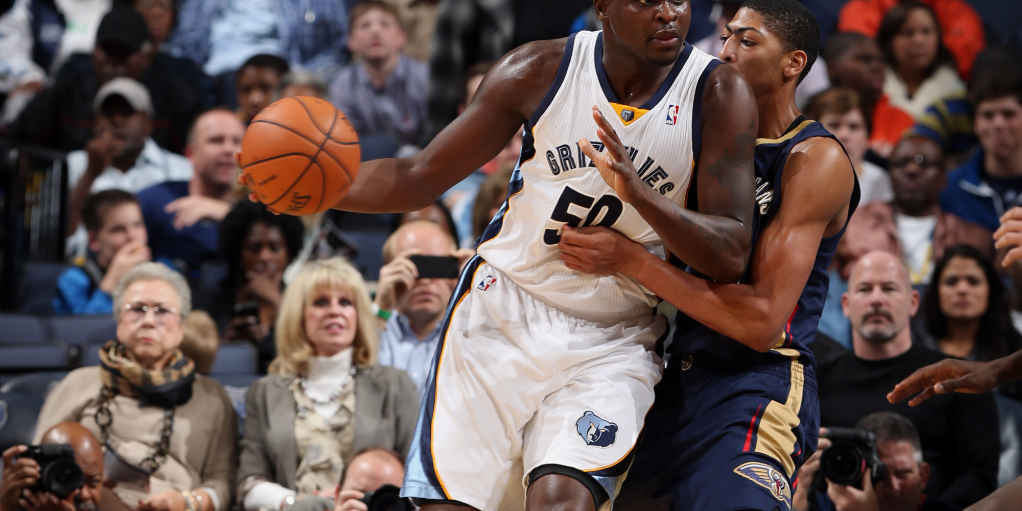 zach randolph leaves game to witness his sons birth