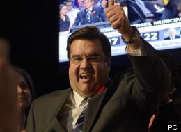 Denis Coderre bon premier dans les dépenses électorales