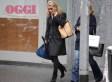 Giulia Ligresti fa shopping nel quadrilatero della moda milanese. Le foto pubblicate da Oggi