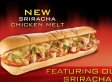 Subway's Sriracha Sauce Goes National, And It's Good