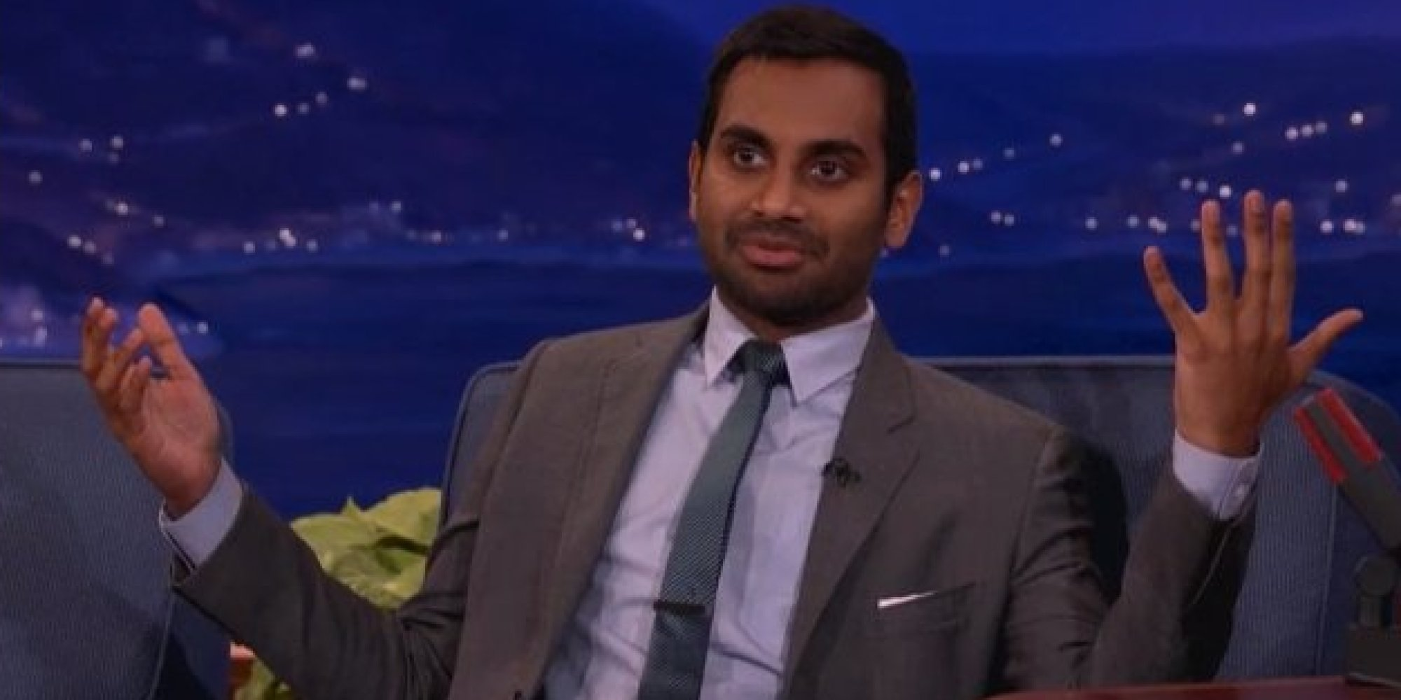 aziz ansari on texting and dating