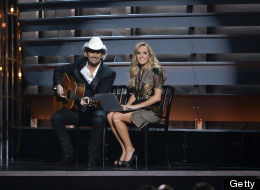 Carrie Underwood & Brad Paisley Give You 'Obamacare By Morning'