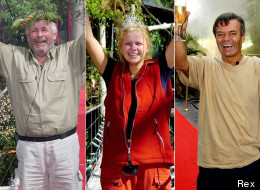 PICS: I'm A Celebrity's Kings And Queens Of the Jungle