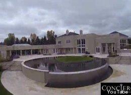 MIRA: El interior de la espectacular mansión de Michael Jordan