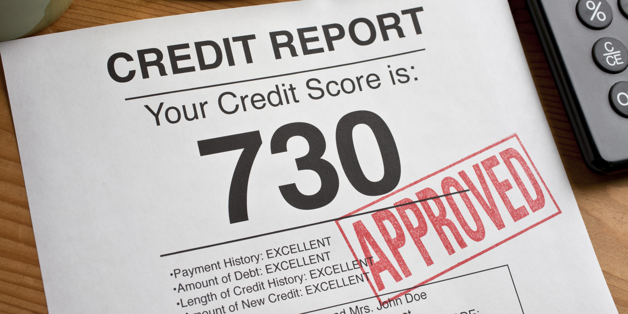 Simple Ways To Raise Your Credit Score Huffpost
