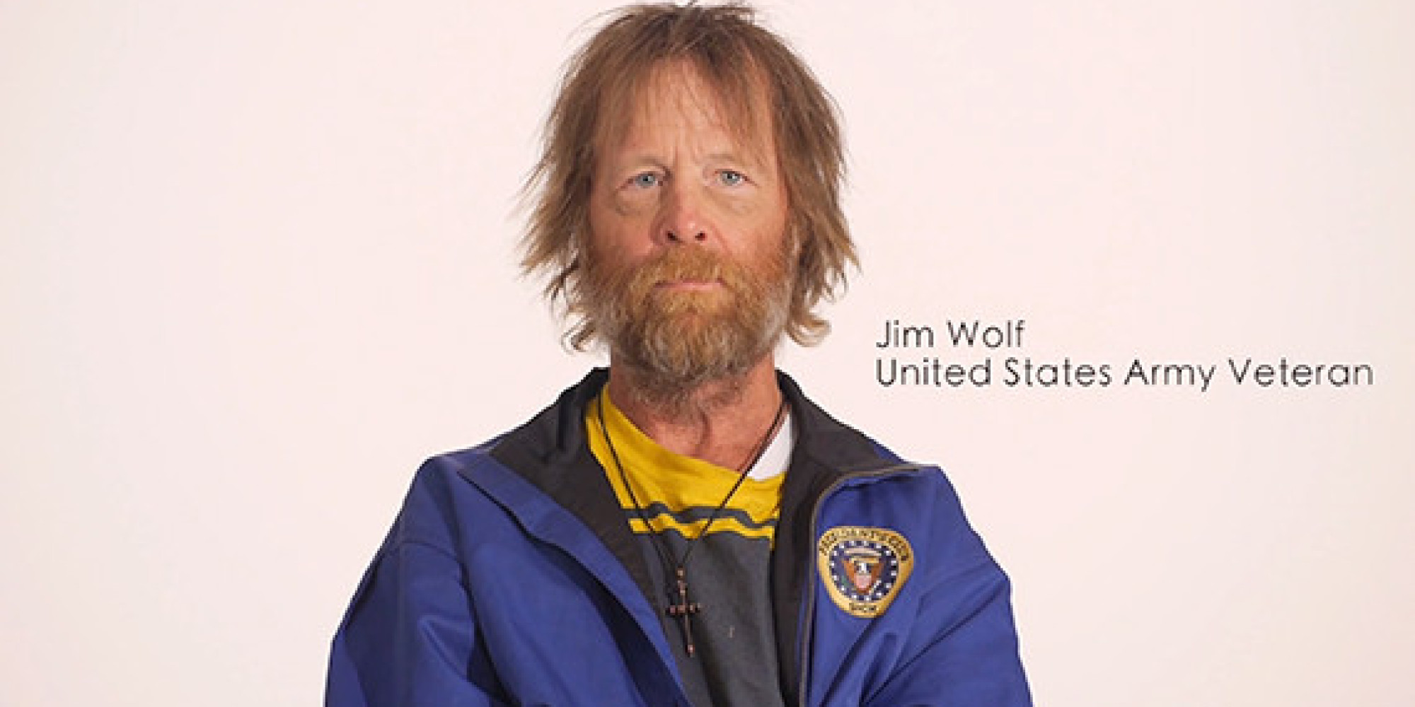 Tear-Jerking Time-Lapse Video Shows Homeless Veteran's Incredible Transformation