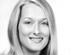 Meryl Streep Yearbook