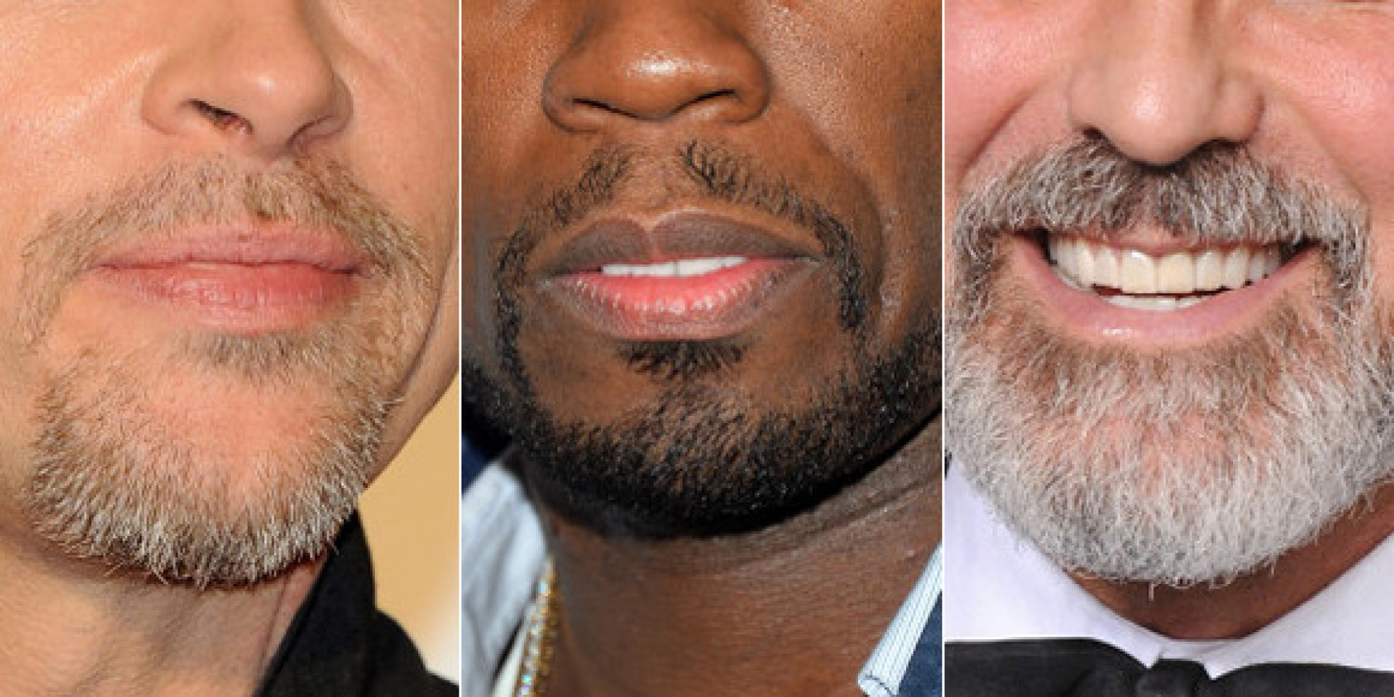 Facial Hair Styles Pictures: What A Man's Facial Hair Says About Him, According To A